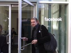 Philippe Jeudy chez Facebook